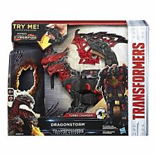 Transformers The Last Knight Movie MEGA TURBO CHANGER DRAGONSTORM NEW IN STOCK