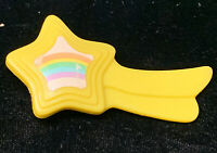 RARE Vintage G1 My Little Pony Windy Rainbow Unicorn Yellow Brush Only Accessory