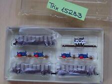 Trix N Art 15283   Wagenset Lanztransport  6-teilig    Neuware/OVP