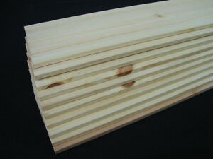 10cm breit. 1 Stück 30mm  starke Holzleiste Kanthölzer Bretter Eiche massiv
