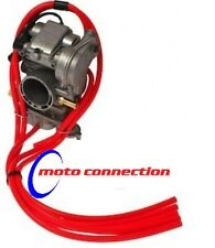 HONDA CRF250X CRF450X 04-16 ENDURO  5 PIECE CARB MBO HOSE KIT - RED
