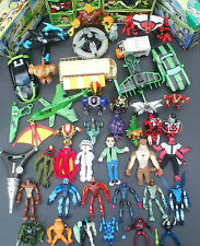 Ben 10 Figures -Large Action Figure 15cm +vehicles CHOICE from bundle/collection