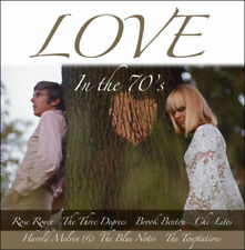 Love in the Seventies - 3 CD set of 70s 1970s Music
