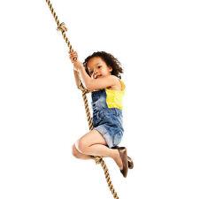 Fune di risalita con tre nodi per bambini, ideale strutture da gioco da esterno.