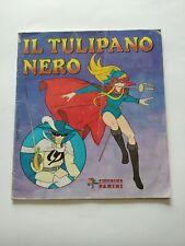 The Tulip Black 1984 Album Figurines panini