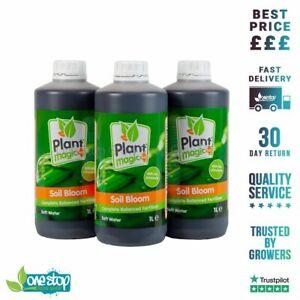 Plant Magic - Soil Bloom Soft Water 1 Litre