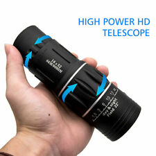 MONOCULAR SPOTTING SPOTTER BIRD WATCHING TELESCOPE POCKET GOLF SPORT SCOPE 16X52