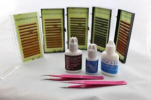 eyebrow extension kit