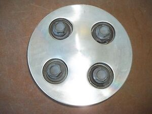 2000 00 01 2002 02 Saturn S Series SC1 SC2 Hubcap Rim Center Hub Cap OEM 7012
