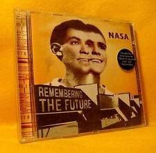 CD Nasa Remembering The Future 11TR 1999 Synth-pop