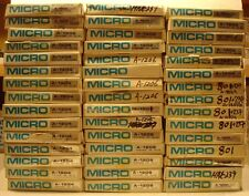 MICRO SEIKI A1200 SERIES ARM BOARDS ** LOTS & LOTS OF THEM **   NEW OLD STOCK