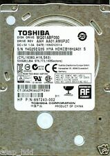 TOSHIBA 500GB MQ01ABF050  AAH AA01/AM0P2C  FW: AM0B1J  MADE IN CHINA