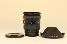 Minolta AF Zoom 17-35mm f/3.5 G lens w/ hood for sony minolta