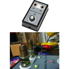 Two Channel Spark Plug Simulator Tester Ignition system Analyzer 12V Gasoline