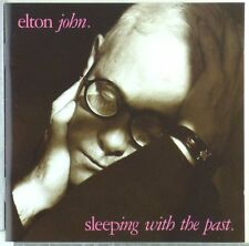 CD-Elton John-Sleeping with the Past-a5530-booklett