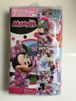 Minnie Mouse Toddler Girls Panties - Size 4T - 2 Packs of 7 - 14 Pairs Total