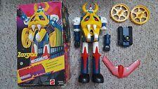 Gaiking Zargon Machinder Popy Shogun Warrior mechanized Mattel Sears only