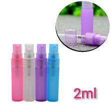 Mini Parfümflasche Leere 2ml Parfüm Sprühflasche kleine Sprühdose zum Auffüllen