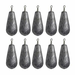 Pear Bomb Sinkers Fishing Tackle