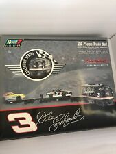 Dale Earnhardt 20 Piece Diecast Train Set HO Scale From Revell Collection