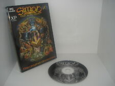 SIMON LE SORCIER - THE SORCERER - COLLECTOR - JEU PC - OCCASION -