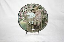 Vtg 1984 A Child's Question Jessie Willcox Smith Collectible Hamilton Plate