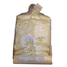 Snugly Baby 12 Piece Layette Gift Set, Little Star (Yellow) Unisex Newborn