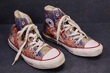 CB238 Converse All Star Classic Chucks High-Top Sneaker Gr. 36 bunt gemustert