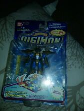 Magnamon Digimon Bandai Moving Figure Digital Monsters Action Feature Sealed