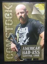 American Bad-Ass Survival Guide Dale Comstock 2-DVD Set Lock Picking Secrets NEW
