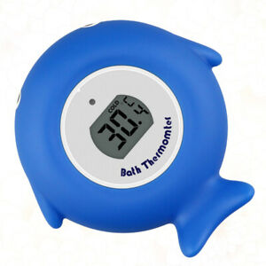 1PC Practical Smart Electronic Pool Water Thermometer for Water