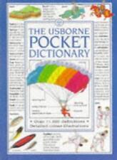 Usborne Pocket Dictionary (Illustrated dictionaries),Rachel Wardley, Jane M. Bi