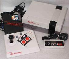 Console Nintendo NES + Jeu SUPER MARIO BROS + NES Advantage - Original system