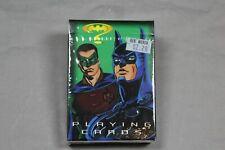 Vintage Batman Forever Playing Cards SEALED