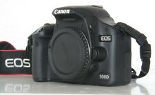 Canon EOS 500D /  For YouTube videos, photographing available in black