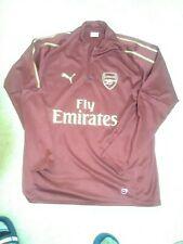Arsenal Long Sleeve Training Shirt (Large)