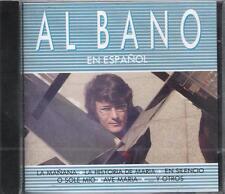 """AL BANO - RARO CD IN SPAGNOLO 1987 CELOPHANATO """" EN ESPANOL """""""