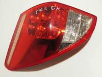 Toyota Rav 4 III MK3 Posteriore SX Coda Luce Fanale Posteriore I090037 TR1