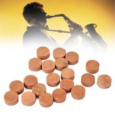 20Pcs 9.5mm Saxophone Trumpet Cornet Cork Pads Musical Instrument Repair Parts i