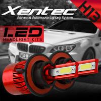 XENTEC LED HID Headlight kit H13 9008 White 2016-2016 Chevrolet Cruze Limited