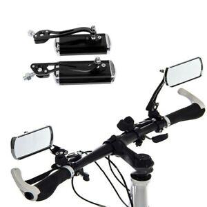 2Packs Rückspiegel E-Bike Fahrradspiegel Spy Space Spiegel Fahrrad Universal De