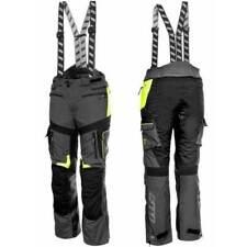 Pantaloni Impermeabili grigio per motociclista