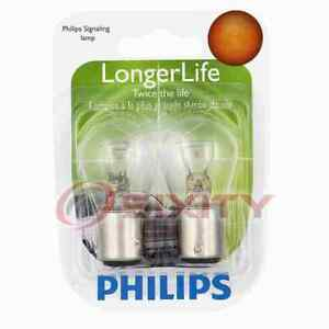 Philips Rear Turn Signal Light Bulb for Nissan Quest 1993-1997 Electrical zy