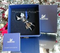 2007 *MIB* SWAROVSKI CRYSTAL ANNUAL ANGEL CHRISTMAS ORNAMENT #904989