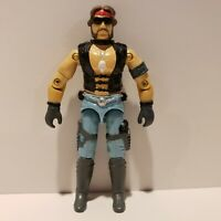 G.I. Joe ARAH 1985 TORCH Action Figure Complete NEAR PERFECT MINT+++!!!