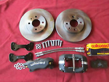 FIAT 131,BRAVA,  BIG BRAKE KIT- WILWOOD, COMPLETE KIT, PERFORMANCE BRAKES DL10
