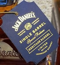 Jack Daniel's Single Barrel Heritage Barrel 750ml
