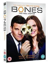 Bones complete season 12 final season Region 2 New DVD Fast Dispatch