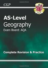 AS Level Geography AQA Revision Guide,CGP Books