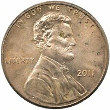 UNITED STATES / 2011, 1 CENT UNC / LINCOLN / COLLECTIBLE     #WT23761